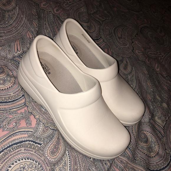 75ae498436 CROCS Shoes   Croc Triple Comfort Nursing Clogs   Poshmark